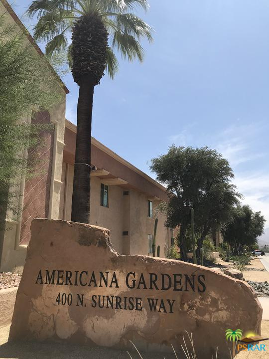 400 SUNRISE, Palm Springs, CA 92262