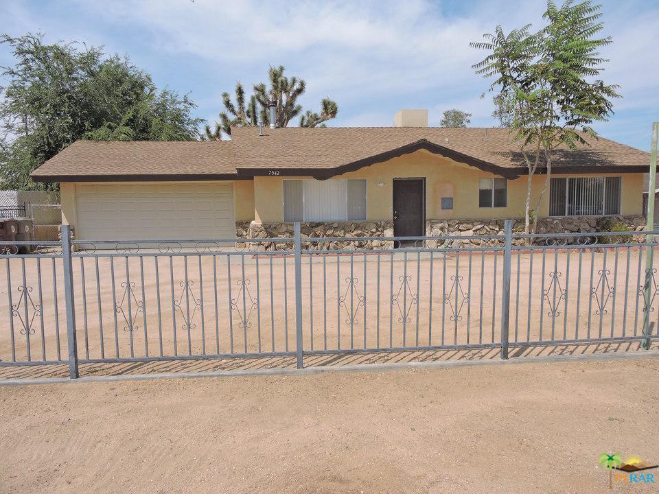 7542 FOX, Yucca Valley, CA 92284