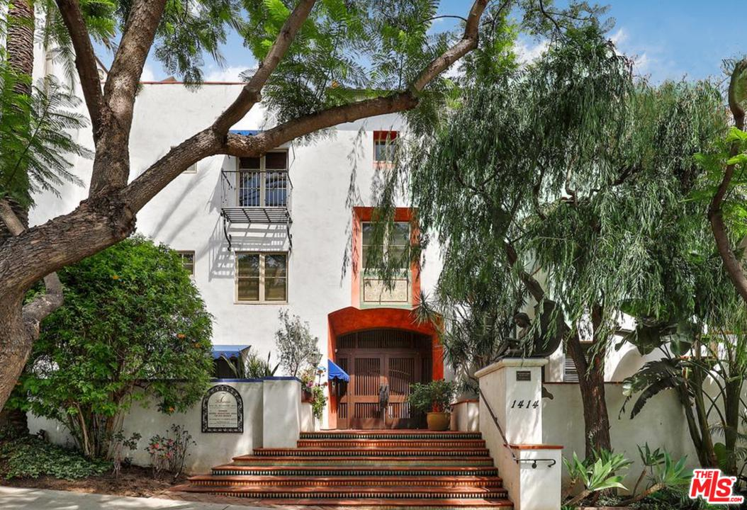 1414 NORTH HARPER AVENUE #20, WEST HOLLYWOOD, CA 90046