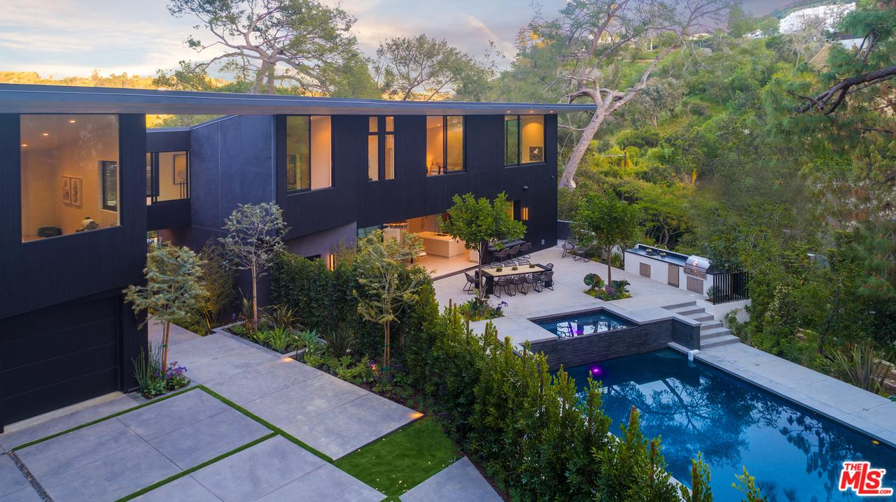 7631 WILLOW GLEN Road - Sunset Strip / Hollywood Hills West, California