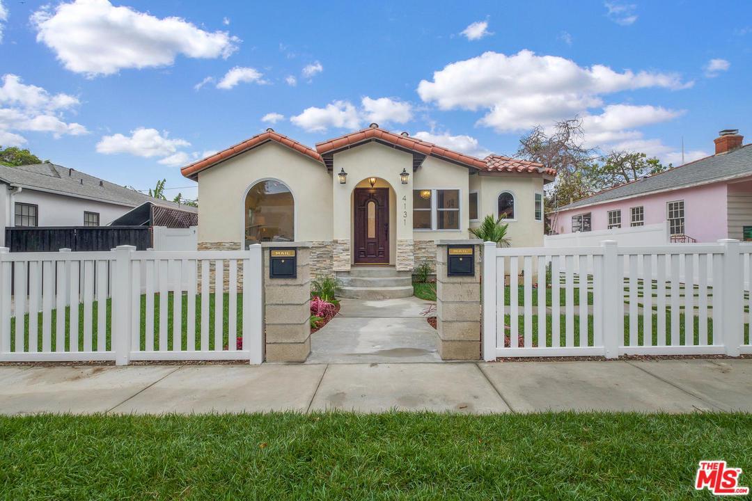 4131 HUNTLEY, Culver City, CA 90230