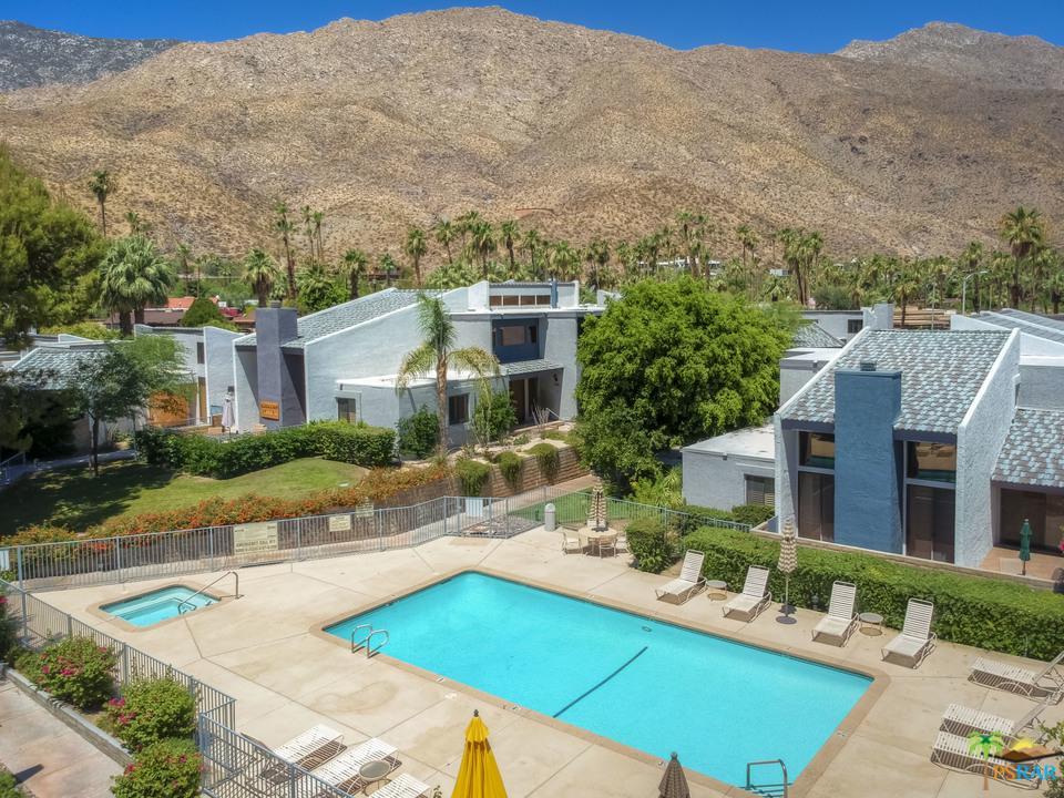 Photo of 215 E LA VERNE WAY, Palm Springs, CA 92264