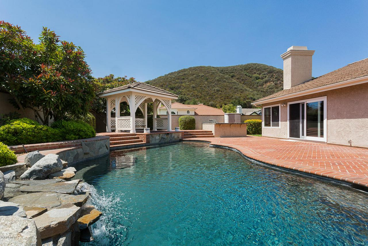 1204 GENTILLY, Oak Park, CA 91377 - pool new