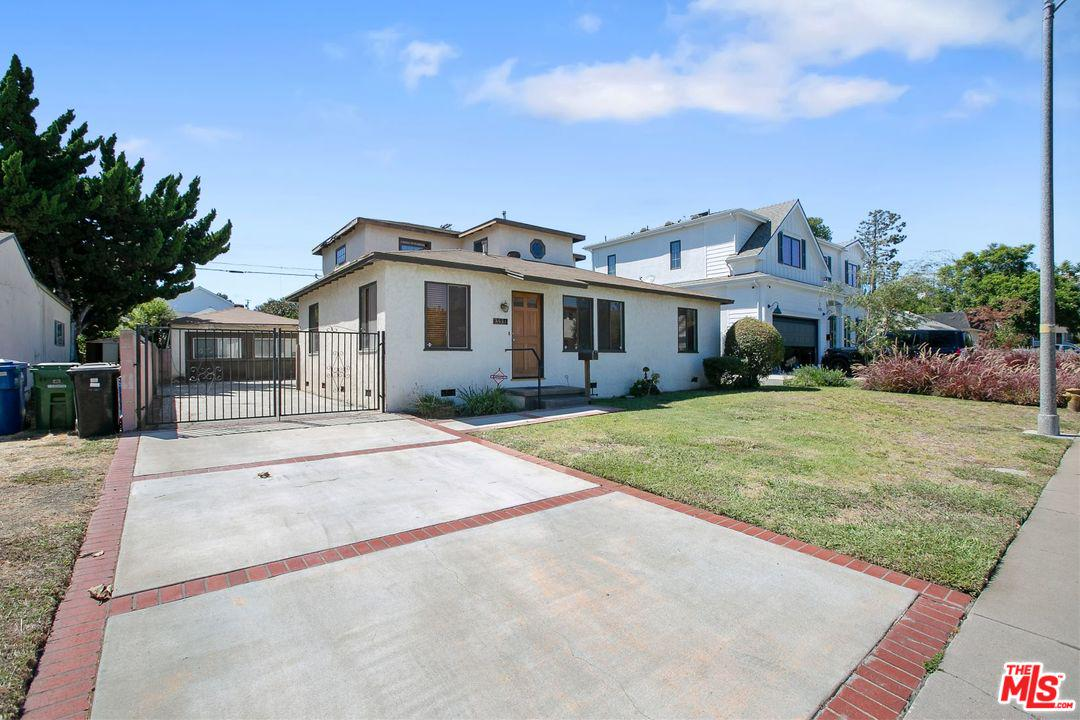 Property for sale at 3531 S BARRINGTON AVE, Los Angeles,  CA 90066