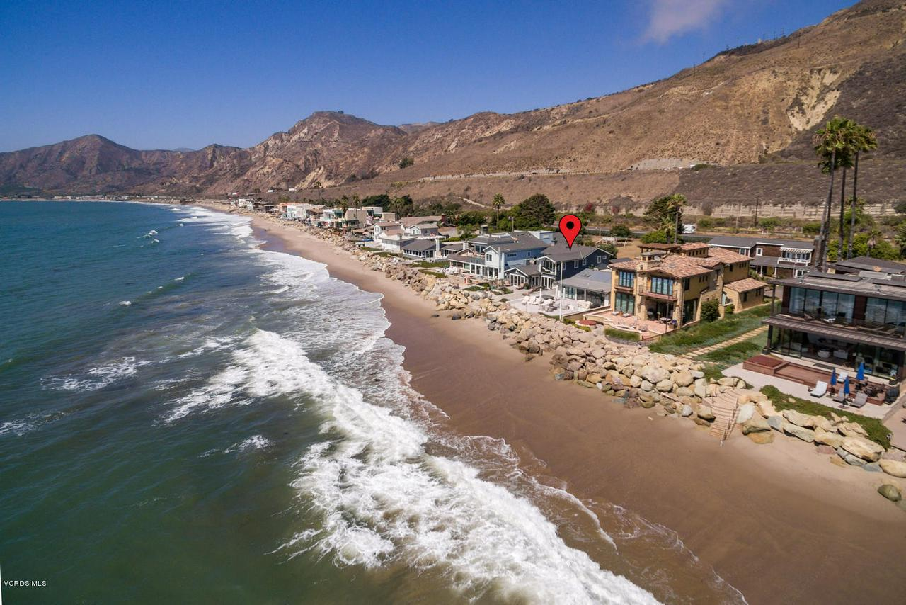 3020 SOLIMAR BEACH, Ventura, CA 93001 - Aerial