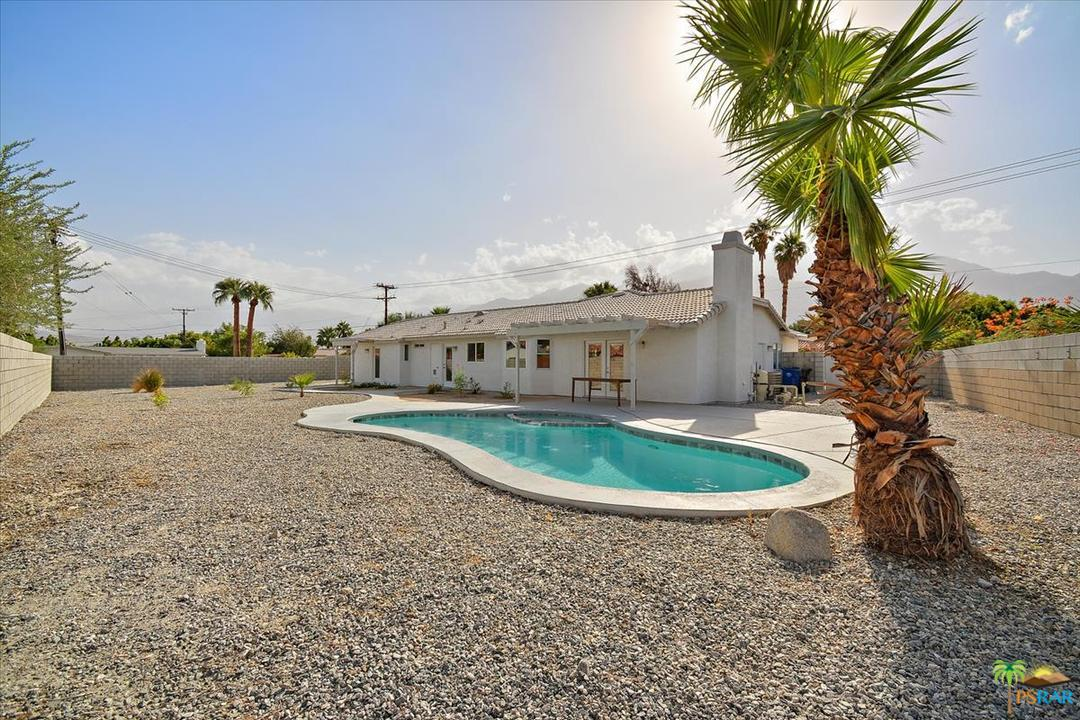 2500 FARRELL, Palm Springs, CA 92262