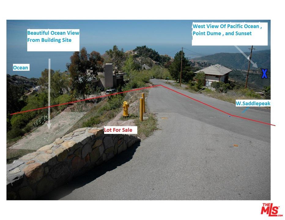 24744 WEST SADDLEPEAK, Malibu, CA 90265