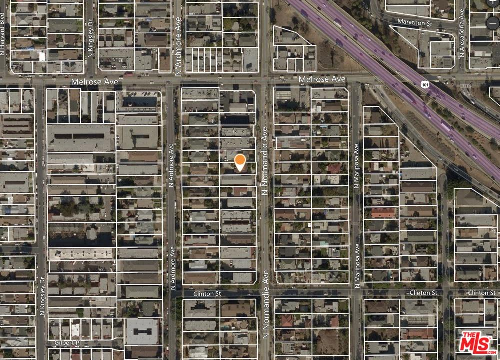 629 NORMANDIE, Los Angeles (City), CA 90004