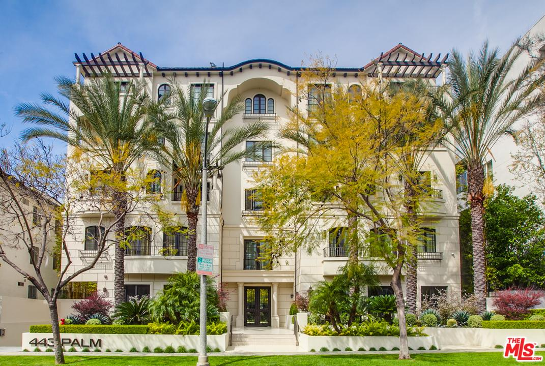 Property for sale at 443 N PALM DR #401, Beverly Hills,  CA 90210