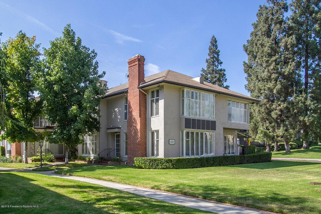155 ORANGE GROVE, Pasadena, CA 91105 - 155 S Orange Grove Blvd, Unit A 001-mls