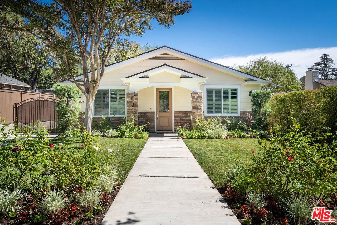 1274 SINALOA, Pasadena, CA 91104
