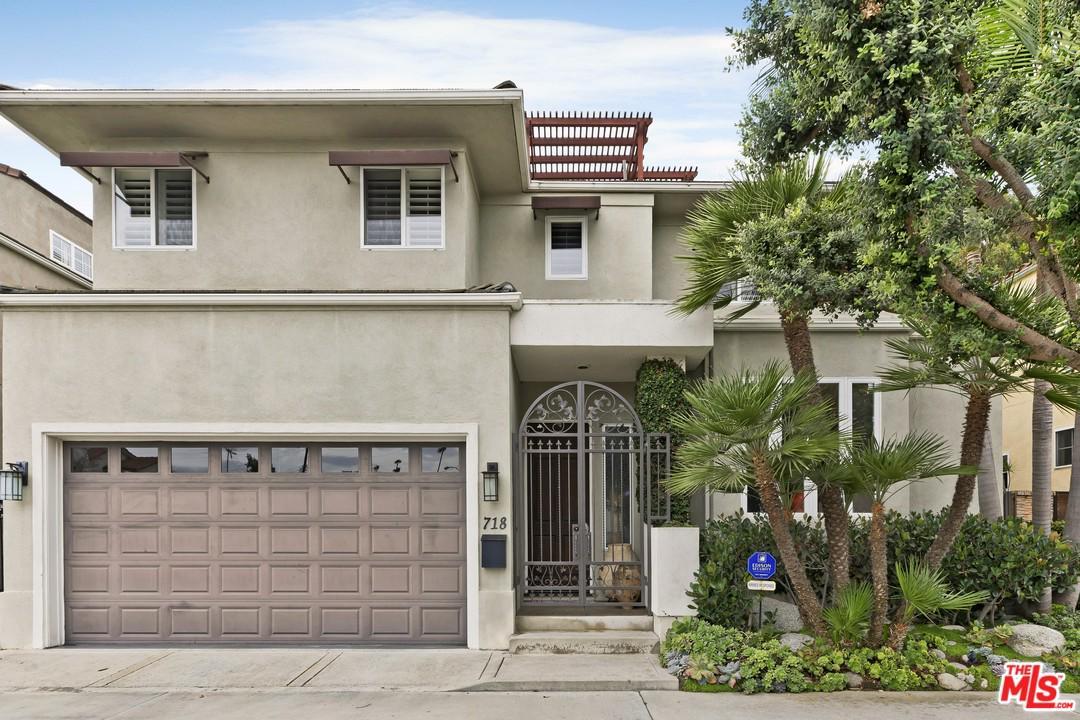 718 OXFORD Avenue - Marina Del Rey, California