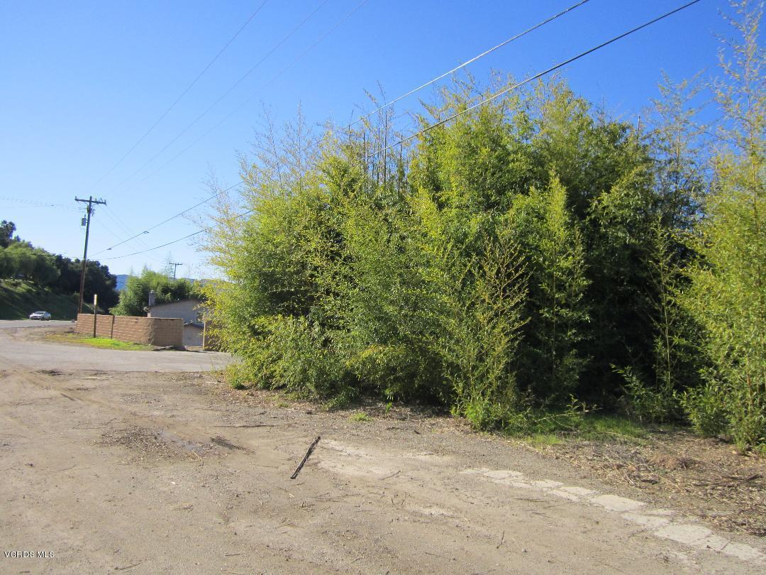 VENTURA, Ojai, CA 93023 - Lot front