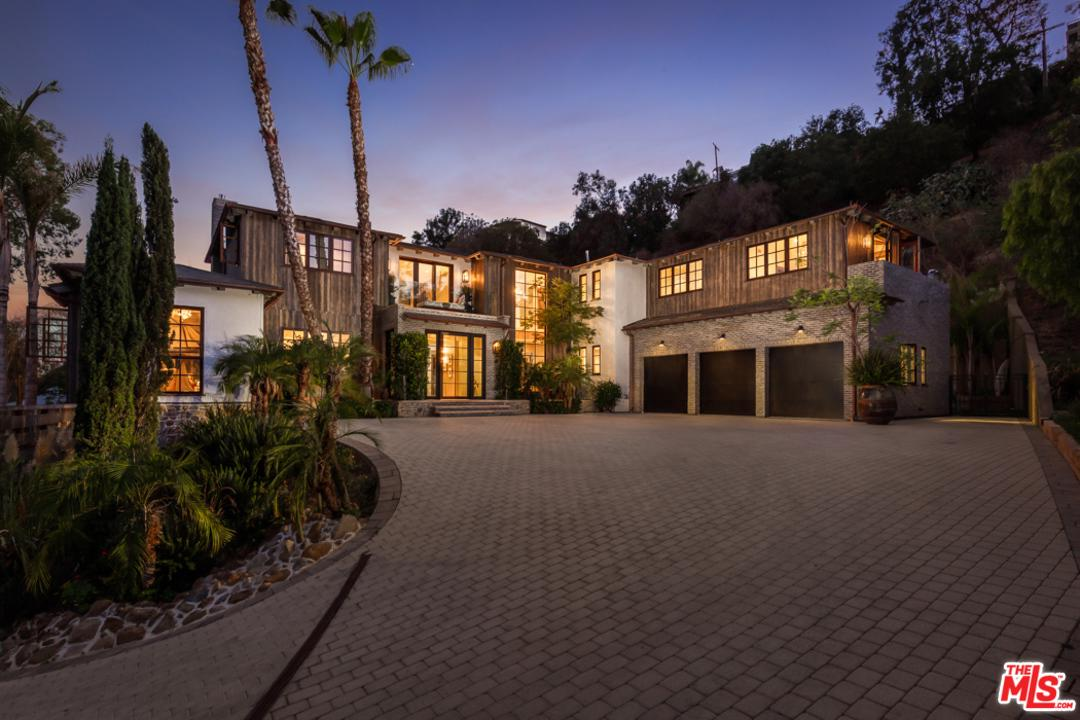 Property for sale at 1105 RIVAS CANYON RD, Pacific Palisades,  CA 90272