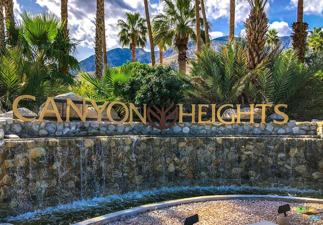 245 CANYON, Palm Springs, CA 92264