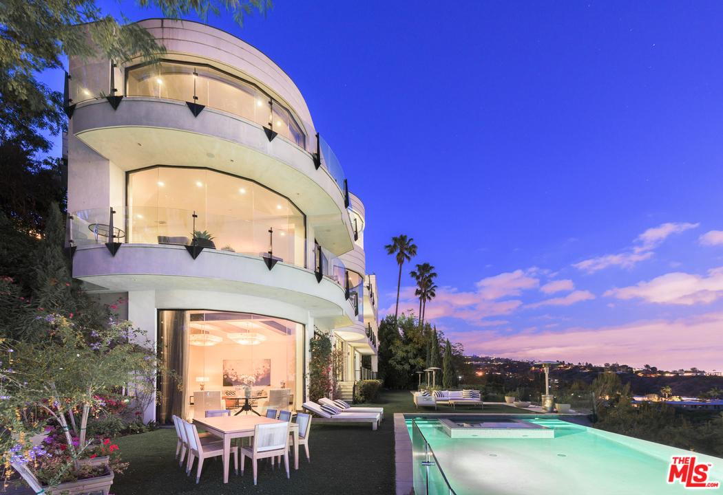 9374 BEVERLY CREST, Beverly Hills, CA 90210