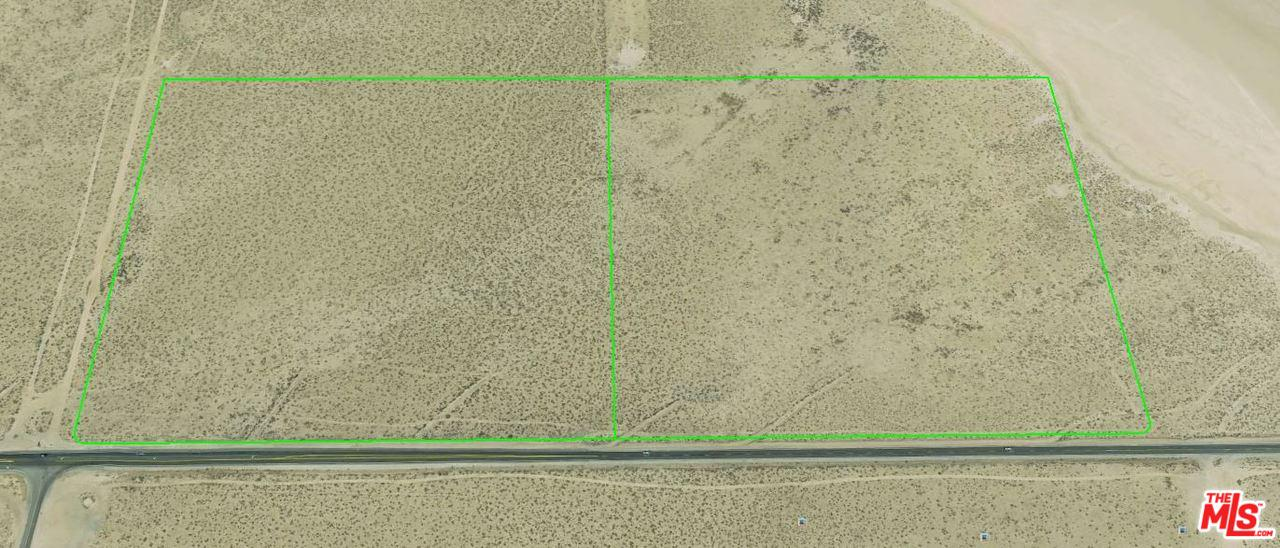 HIGH RD, Lucerne Valley, CA 92356