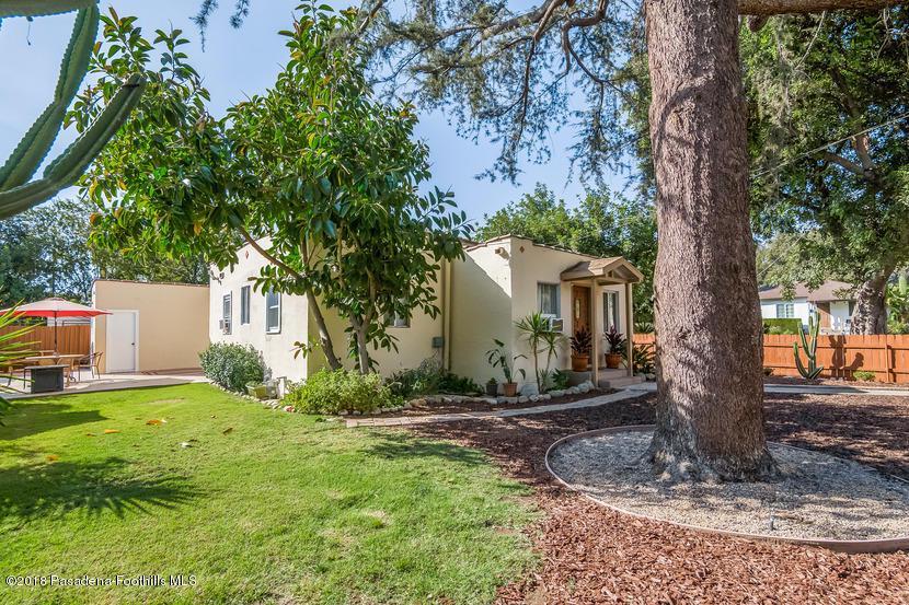 272 WYOMING, Pasadena, CA 91103 - Front 2