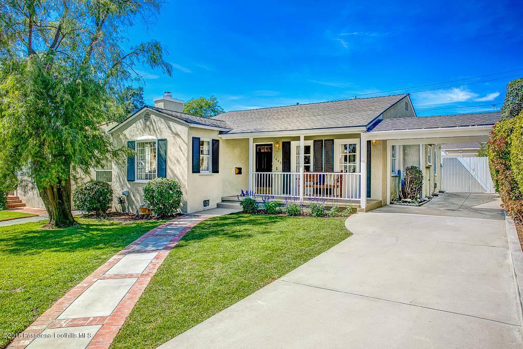 1445 HARDING, Pasadena, CA 91104 - 1445 N Harding Ave-MLS-003
