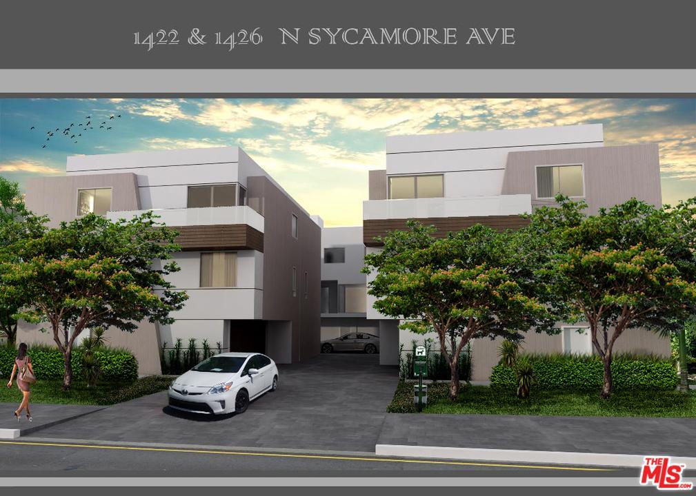 1422 SYCAMORE, Los Angeles (City), CA 90028