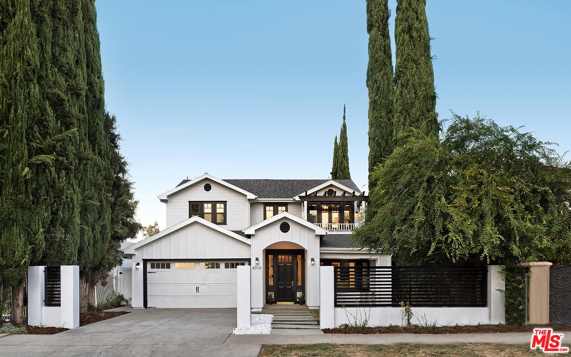 4714 LEMONA Avenue - Sherman Oaks, California