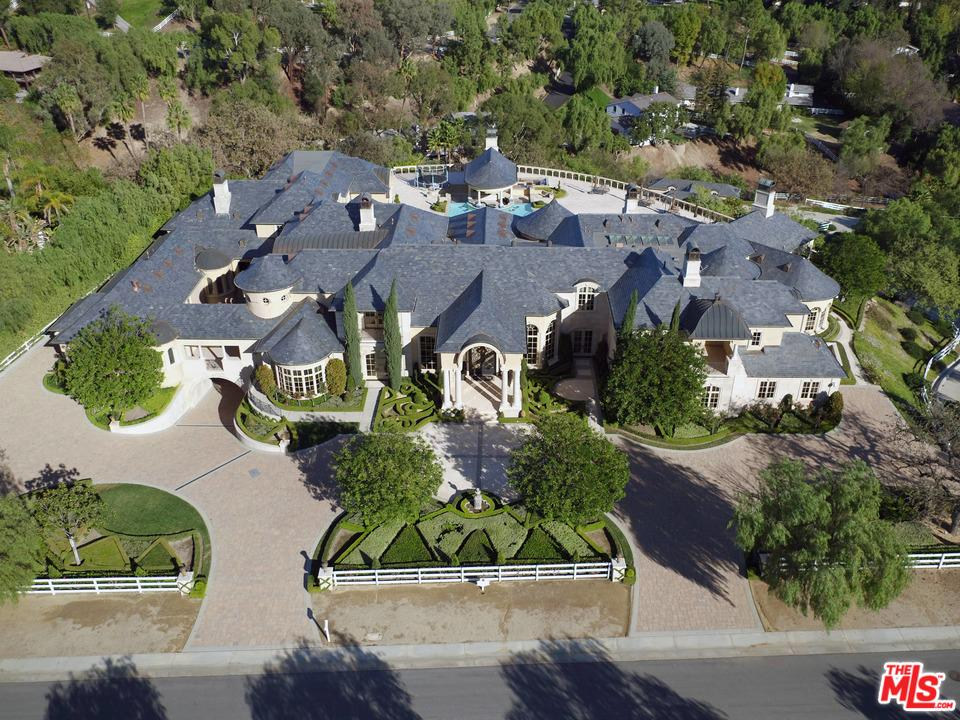 25220 WALKER Road - Hidden Hills, California