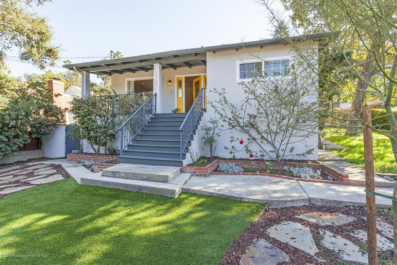 2750 EL ROBLE, Los Angeles (City), CA 90041 - 1