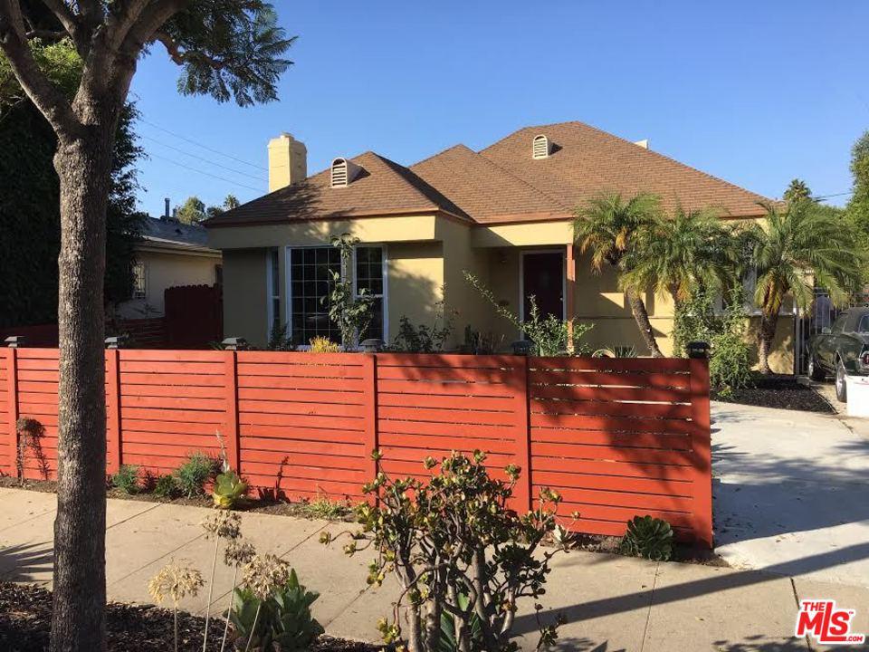 8921 SAWYER Street - Beverlywood, California
