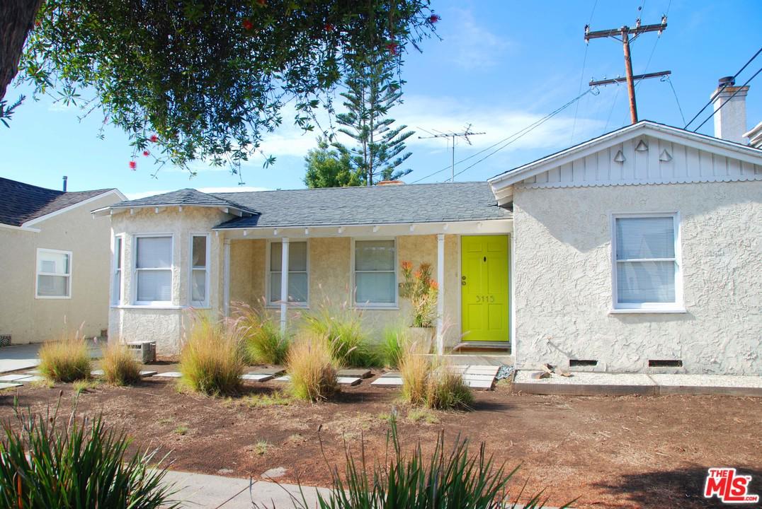 3115 PEARL, Santa Monica, CA 90405