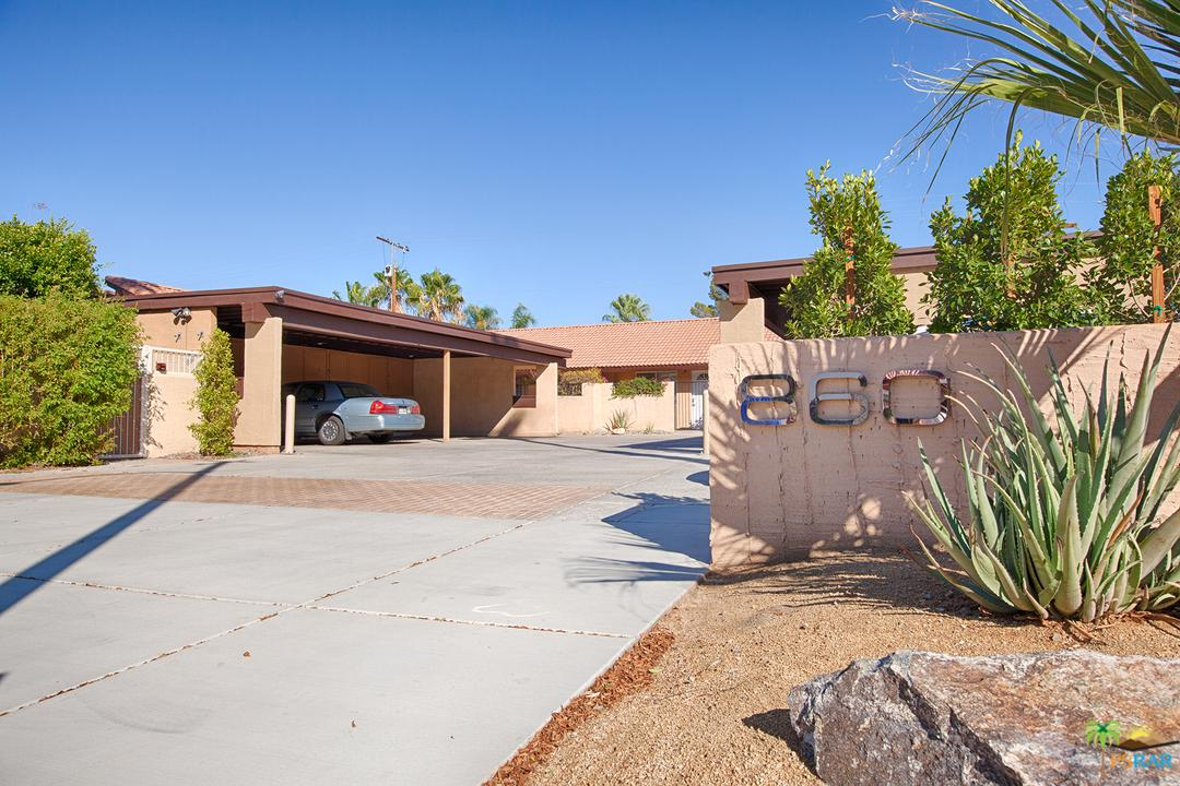 860 INDIAN CANYON, Palm Springs, CA 92262