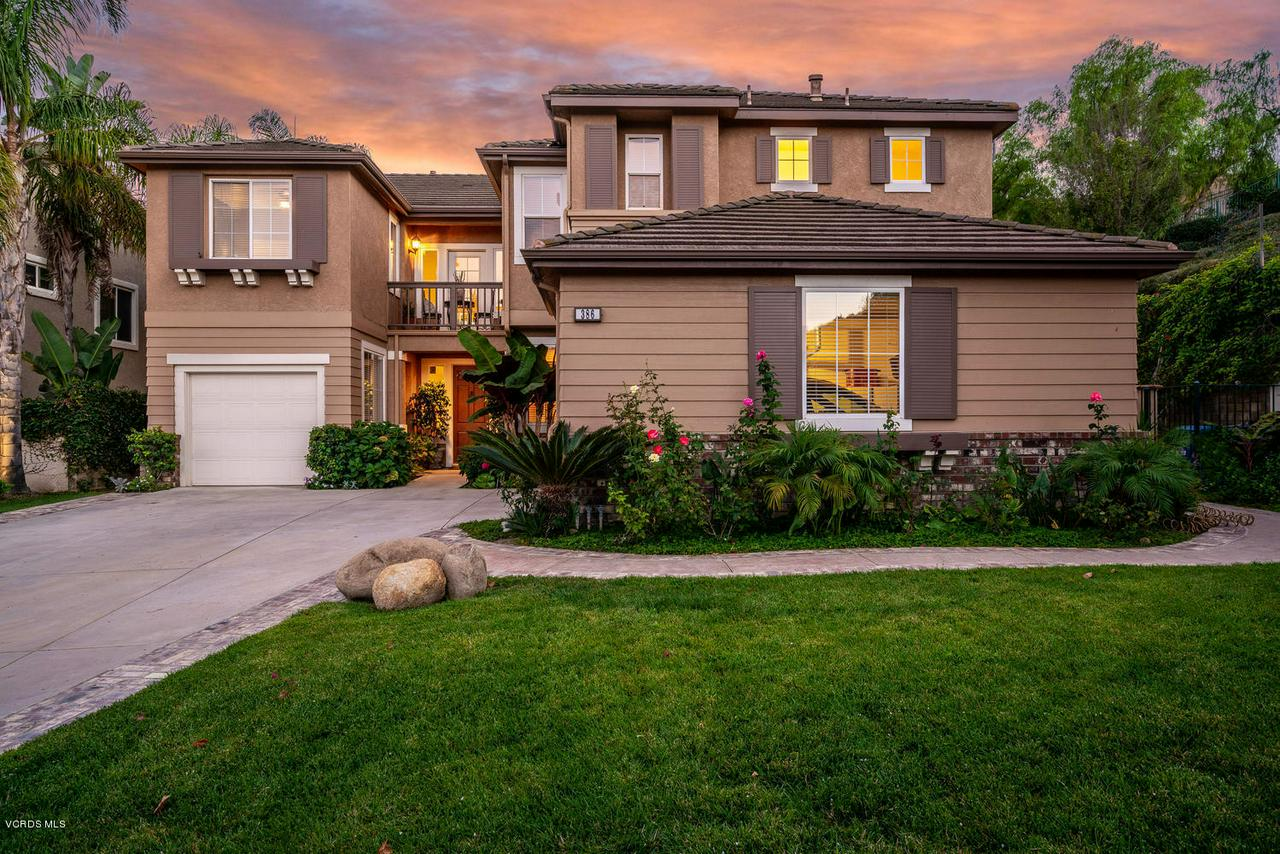 Photo of 386 SUNROCK COURT, Simi Valley, CA 93065