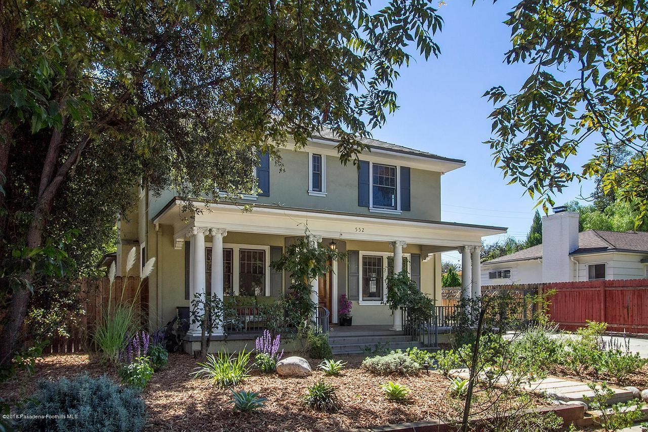 552 ELDORA, Pasadena, CA 91104 - 552 Eldora Rd 002-mls
