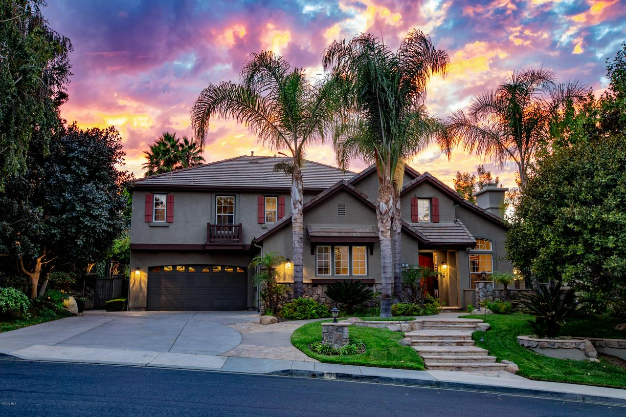 Photo of 52 WEST TWISTED OAK DRIVE, Simi Valley, CA 93065