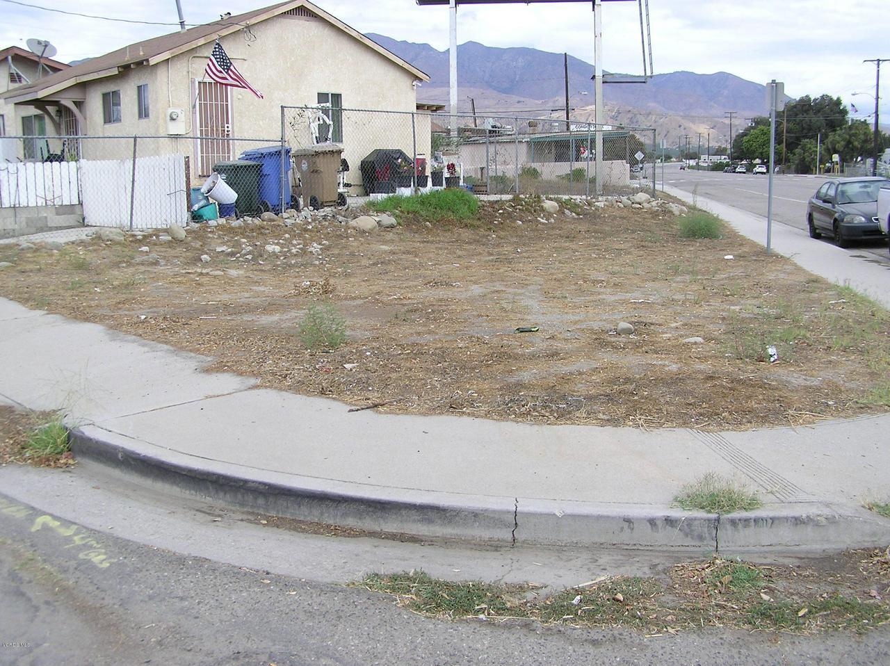 HARVARD & S 13TH ST CORNER, Santa Paula, CA 93060 - lot 002