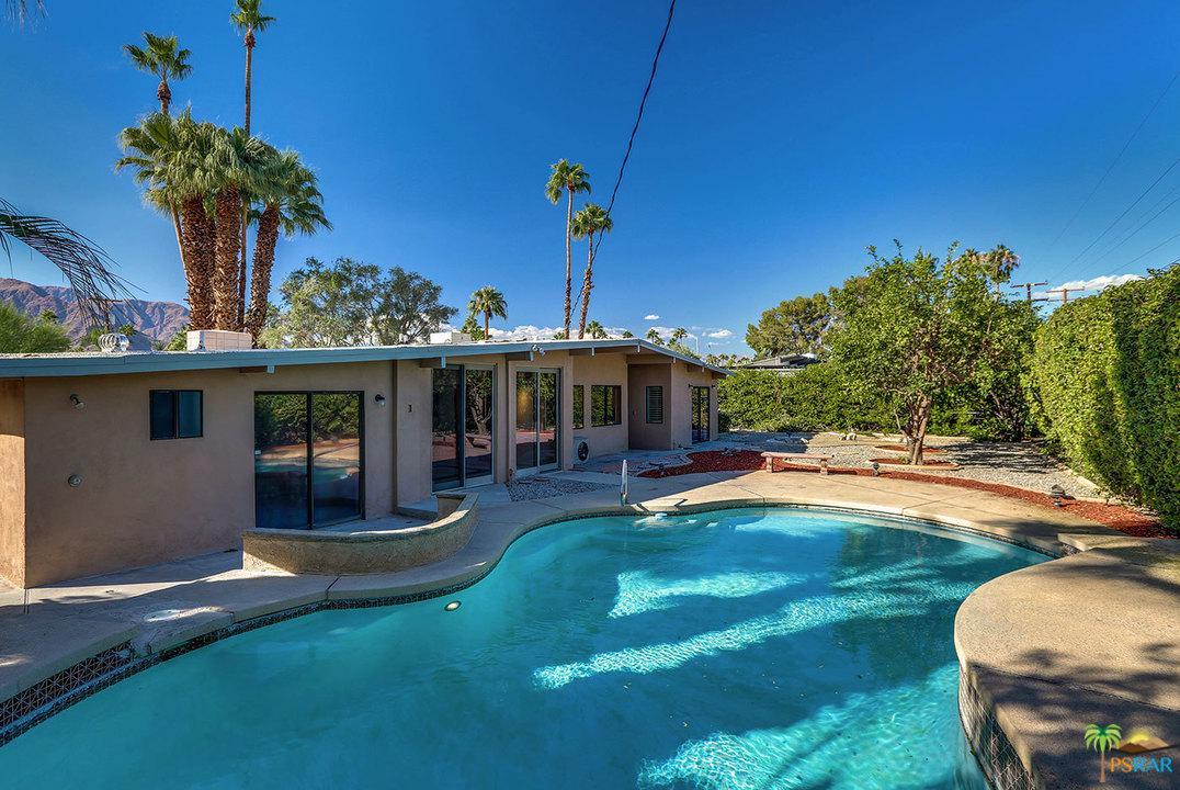 Sunrise Park Palm Springs Neighborhood Homes For Sale