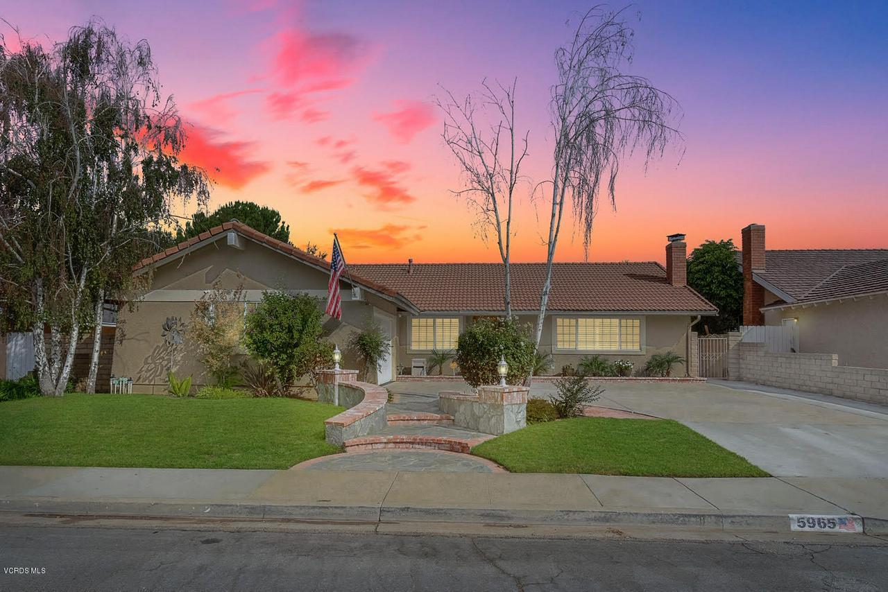5965 MALTON, Simi Valley, CA 93063 - Sunset Malton