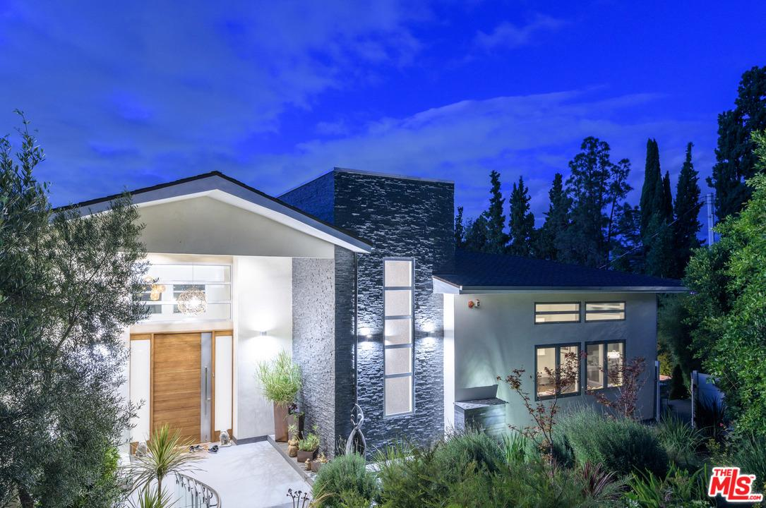 3768 BERRY Drive - Studio City, California