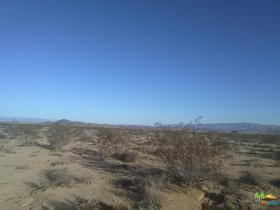 0 STARLIGHT ST., Joshua Tree, CA 92252