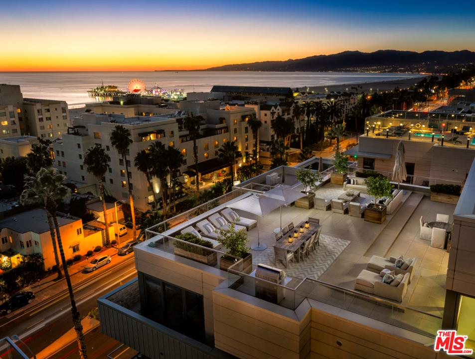 Property for sale at 1755 OCEAN AVE #PH9A9B, Santa Monica,  CA 90401
