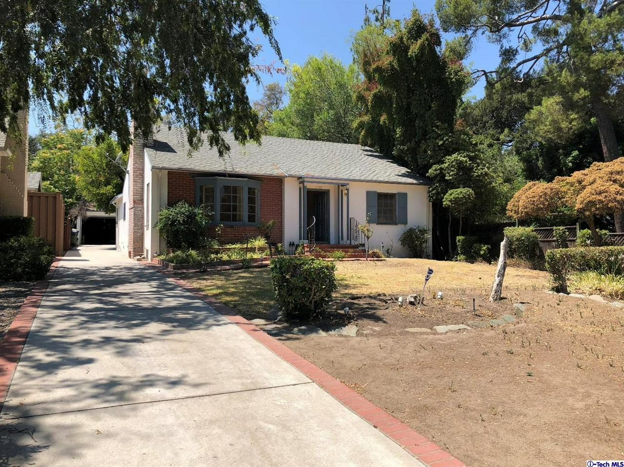 1137 LINDA VISTA, Pasadena, CA 91103
