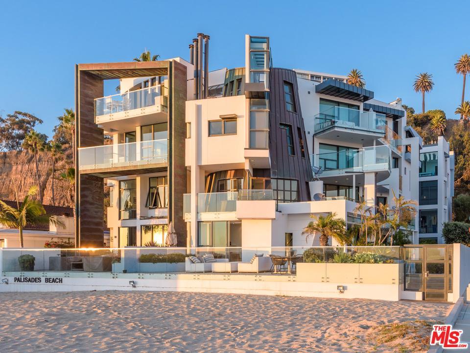 270 PALISADES BEACH Road, 203 - Santa Monica, California