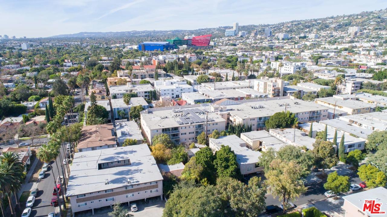 511 N FLORES - West Hollywood, California