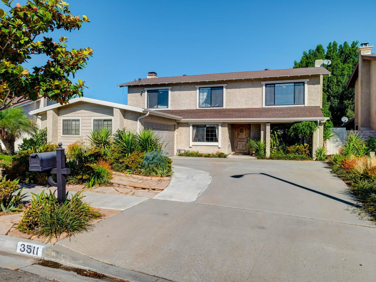 3511 SWEETWOOD, Simi Valley, CA 93063 - 1000-Exterior Front