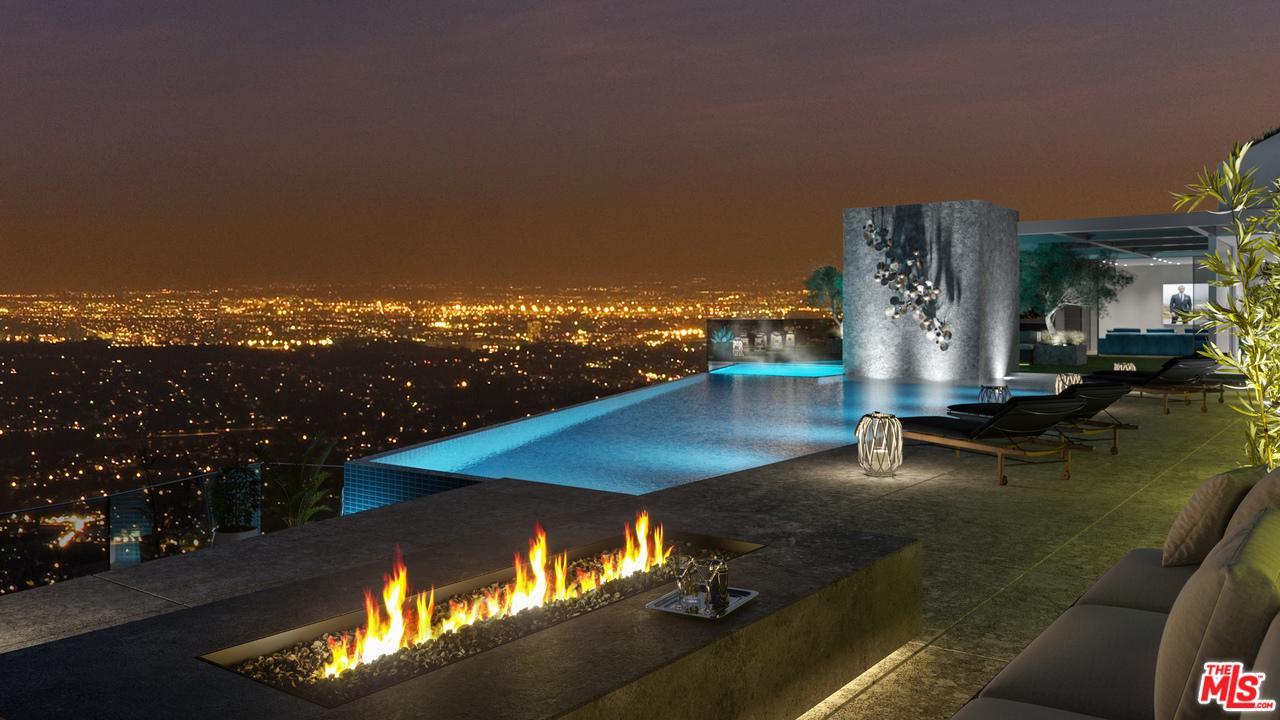 8673 FRANKLIN, Los Angeles (City), CA 90069