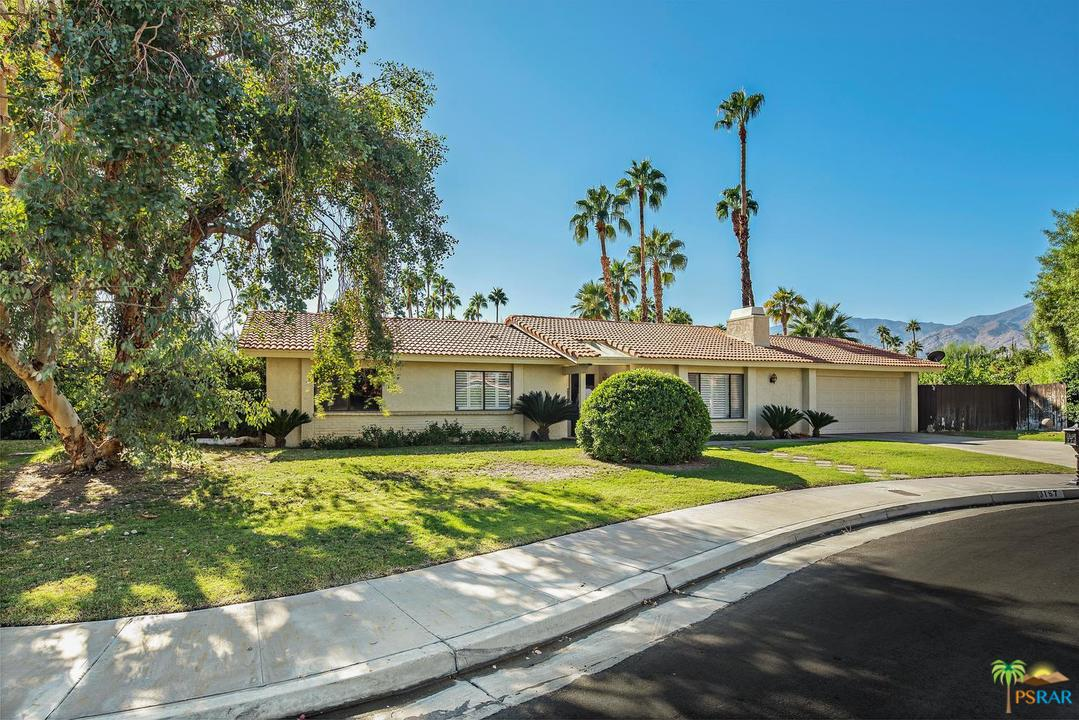 3167 SAN MARTIN, Palm Springs, CA 92264
