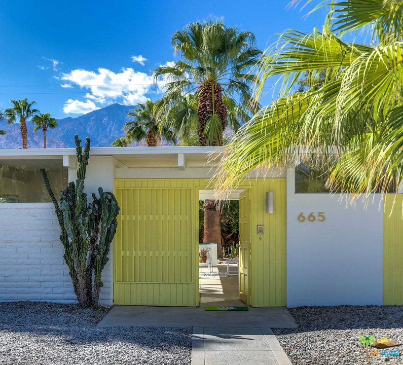 Meiselman Homes For Sale In Palm Springs, CA