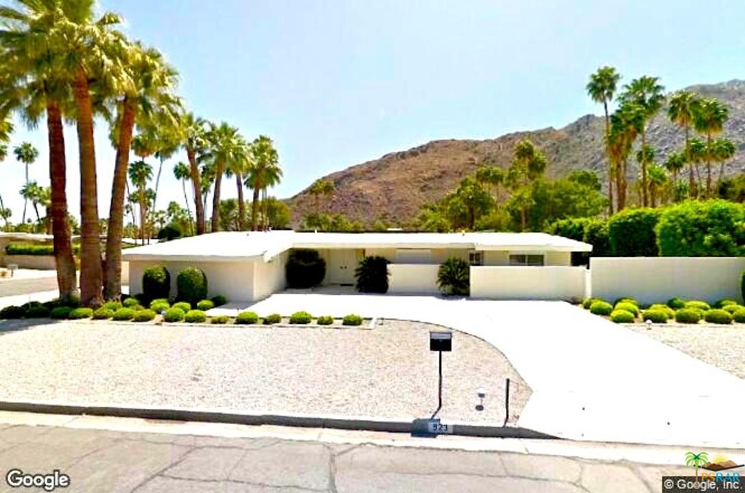 923 W CERES Road - Palm Springs, California