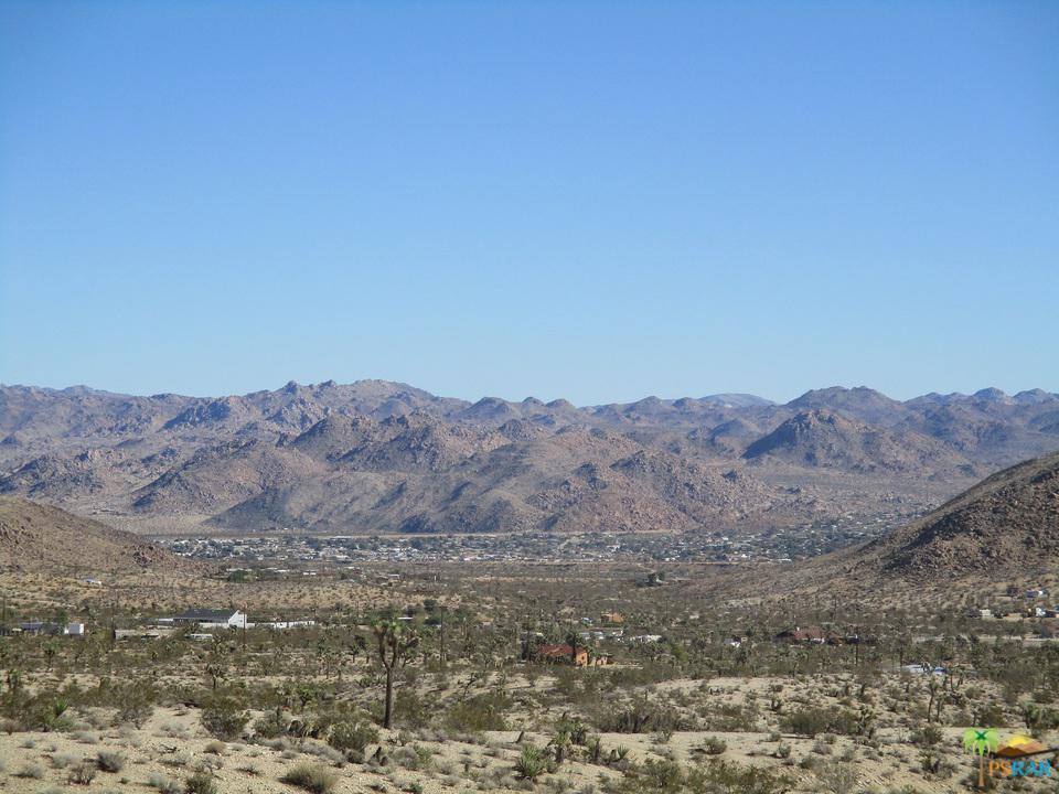 0 SCOTT GLENN/BON MAR RD, Yucca Valley, CA 92284
