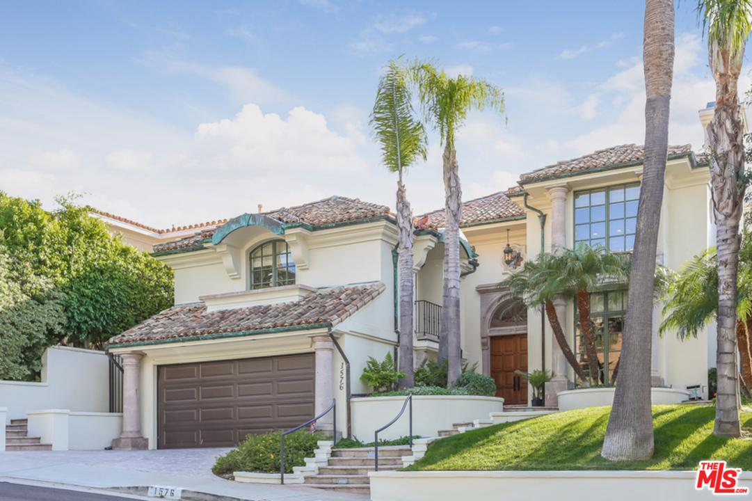 1576 CHASTAIN, Pacific Palisades, CA 90272