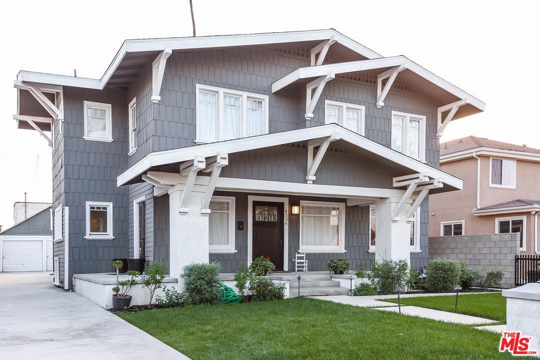 4536 LOMITA, Los Angeles (City), CA 90019
